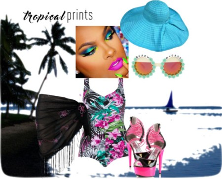 adore tropical prints