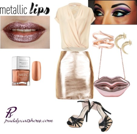 baha metallic lips